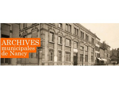 archives municipales de Nancy